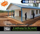 Uganda-Projekt-modernes vorfabriziertes Haus für Hotel/Guangdong/Guangzhou/Foshan