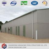 Estrutura de aço leve prefabricadas Sinoacme Warehouse