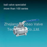 3PC High Pressure Ball Valve 3PC Ball Valve