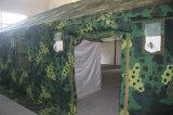 Kommando-Zelt-Polyester-wasserdichte Segeltuch-Zelte
