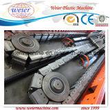 Линия штрангя-прессовани трубы из волнистого листового металла PVC одностеночная