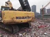 Excavador japonés usado muy bueno KOMATSU PC360-7 de la correa eslabonada hidráulica de las condiciones de trabajo para la venta
