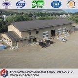Sinoacme Сборные стальные конструкции здания складов для хранения