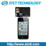 Téléphone mobile Lecteur de carte magnétique pour l'iPhone, iPad Andriod (STR-MS612)