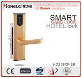 2016 최신 판매 호텔 카드 안전 자물쇠 (HD218)