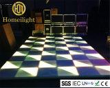 結婚式のディスコのレセプションのための16PCS/Lot 1メートルDMX 512 LEDのダンス・フロアのコントローラの結婚式のダンス・フロア