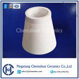 L'alumine de segments de cône en céramique pour tuyau de chemise de fournisseur de la Chine