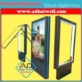 Плоский светодиодный дисплей с подсветкой2835 Mupi блок освещения
