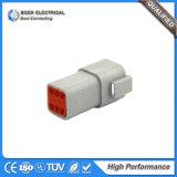 Resistente al agua Auto Deutsch 6 Pin conector serie DT DT04-6P