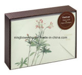 Chine personnalisé de haute qualité fait à la main Merci Carte de voeux
