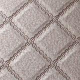 Couro sintético Rhombic para o Upholstery principal de Borad - Cbp16zg