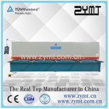 De hydraulische Scheerbeurt van de Straal van de Schommeling (QC12K - 6 * 2500) met de Certificatie van Ce en van ISO