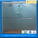 L'acido della radura di alta qualità 4-12mm ha inciso il vetro per il vetro di finestra