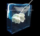 Sac cadeau cadeau cosmétiques en PVC transparent pour promotion