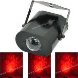Wasser-Wellen-Licht der roten Disco-Mini-LED für Weihnachtsfest