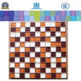 ガラスモザイク壁Decoration/TV壁または浴室または床またはガラスのモザイク