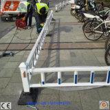 Frontière de sécurité en acier de barrière de diviseur galvanisée par OEM de route de courroie d'isolement de la Chine