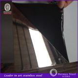 Покрасьте законченную зеркалом нержавеющую сталь лазера для круга КОМПАКТНОГО ДИСКА