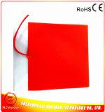 255*255*2.25mm 3D Printer Verwarmde RubberVerwarmer van het Silicone van het Bed 240V 500W