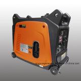 генератор газолина 3000W 4-Stroke электрический с дистанционным управлением