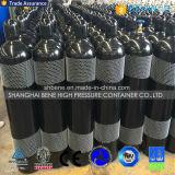 Цилиндр кислорода высокого давления стальной с утверждением Tped Ce