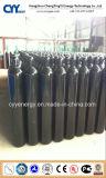 ISO9809 cylindre à haute pression d'acier sans couture d'anhydride carbonique d'argon d'azote de l'oxygène de la qualité 40L