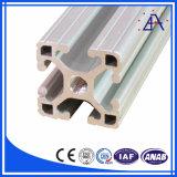 Alta Quallity 6005 6061 6063 Perfil de aluminio con ranura en T