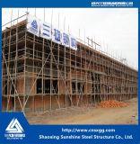 작업장을%s 고품질 조립식 가벼운 강철 구조물