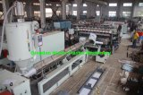 PP Plastic Hollow Grid Board Extrusion Machine
