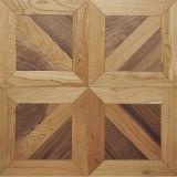 Oak Mosaico da engenharia de parquet piso de madeira