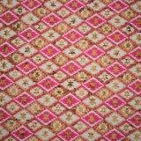 Weinlese-Entwurfs-Blumen-Muster-Beutel Leder gedrucktes synthetisches PU-Leder
