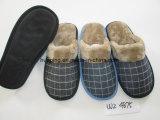 De nieuwe Pantoffels van de Winter van Modellen Warme Binnen voor Mensen