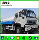 2017 Sinotruk HOWO 6 * 4 Tanque de armazenamento de água Camião Reboque 20000L Caminhão de pulverizador de água