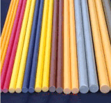 FRP Rod Glasfiberstab des Fiberglas-runden Stab-FRP Rod