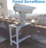 10km de largo PTZ Rango de visión nocturna por infrarrojos de vigilancia cámaras láser