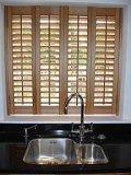 Fenêtre personnalisée de l'obturateur obturateur de plantation de tilleul