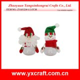 クリスマスの装飾(ZY14Y474-1-2-3 20CM)のクリスマスのびんの空のギフトのバスケット