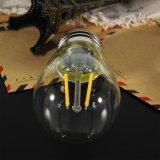Mini DEL ampoule de S14, lumière de filament pour l'éclairage de chaîne de caractères décoratif