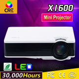 1080Pビデオ小さいマルチメディアによってはプロジェクターが家へ帰る
