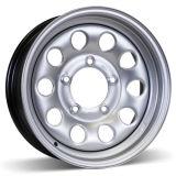 (5-139.7) оправа колеса серебряной зимы 15X5.5 стальная