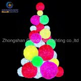 Holiday Decoration를 위한 다채로운 Square Christmas Tree Light Christmas Ball Lights