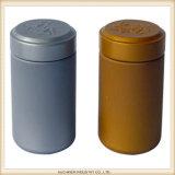 習慣によって印刷されるコーヒー缶の空のコーヒー錫のボール紙のペーパーコーヒーの缶