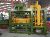 Surtidor automático de la máquina del bloque del cemento Qt6-15