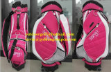 Sacchetto del club di golf del sacchetto di golf di corsa con il disegno del ricamo