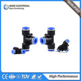 Hydraulische en Pneumatische Montage voor het Systeem van de Macht van de Behandeling van het Water
