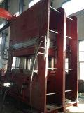 Máquina de goma de goma de la prensa de la prensa hidráulica/prensa caliente de goma