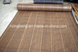 Material não tecido do controle da tampa à terra de 100% PP