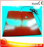 подогреватель силиконовой резины подогревателя принтера 3D 550*550*1.5mm