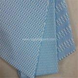 Color bianco Non Woven Spunlace Fabric per Wipe