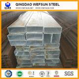 HD galvanisiertes quadratisches Stahlrohr